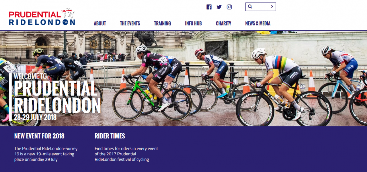 The Dental Channel - Prudential RideLondon 100 2018