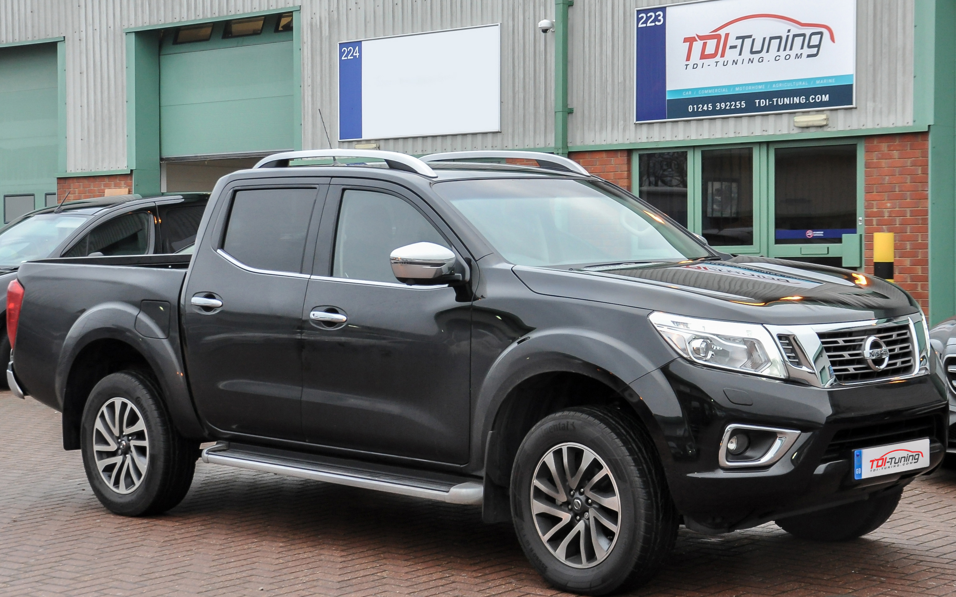 tdi tuning march car of the month nissan navara np300. Black Bedroom Furniture Sets. Home Design Ideas