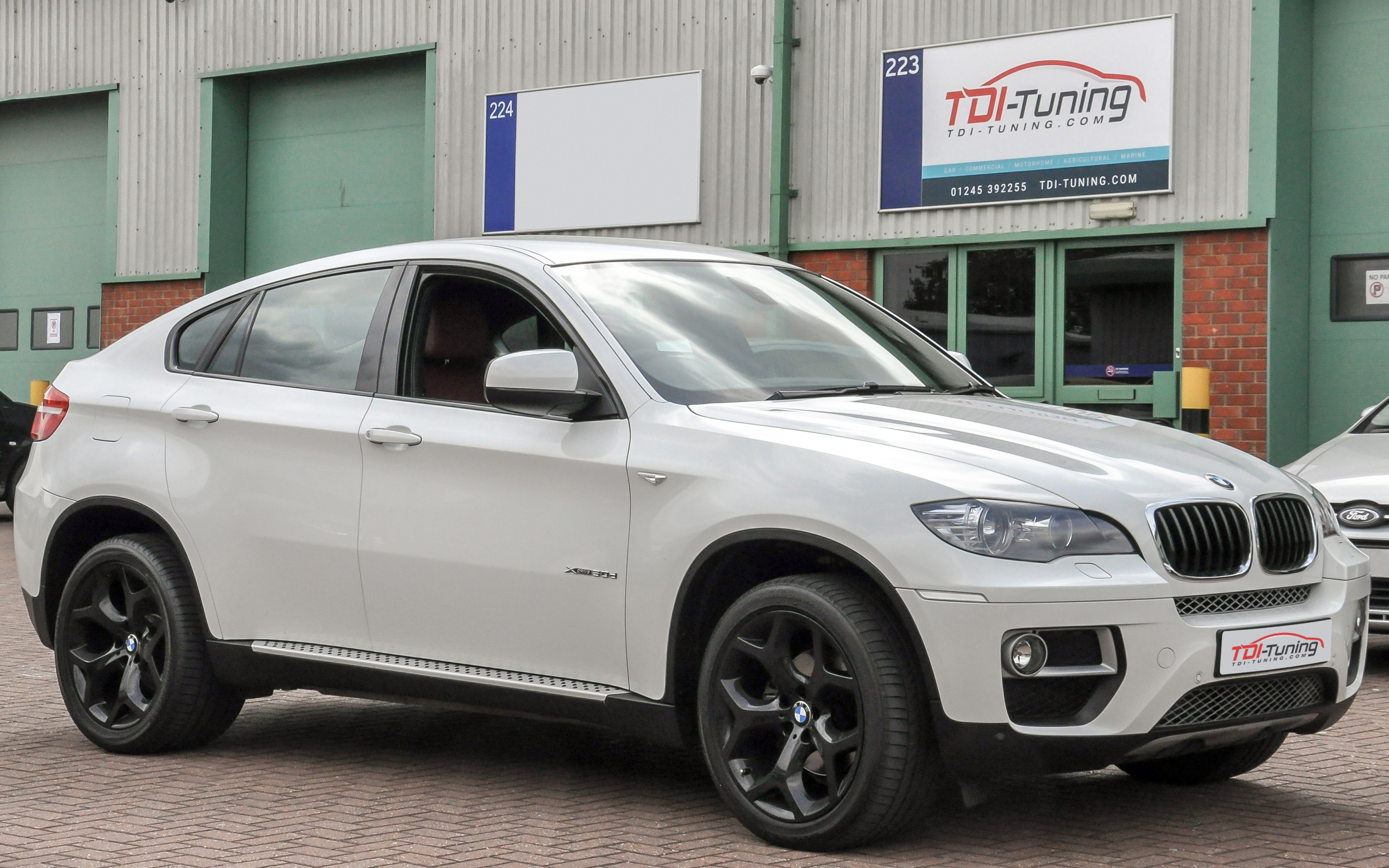 Tdi Tuning May Car Of The Month Bmw X6