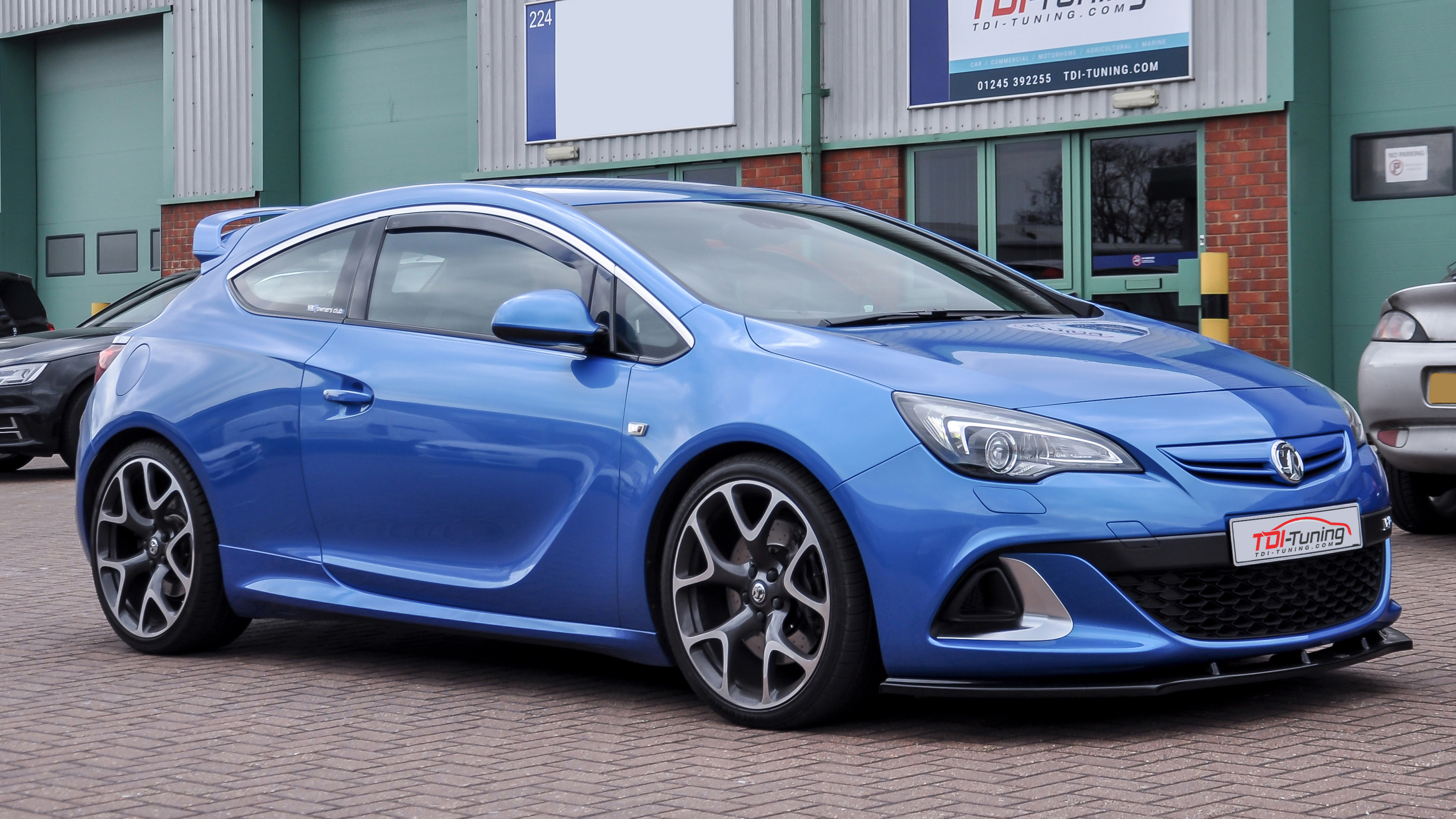 tdi tuning august car of the month vauxhall astra vxr. Black Bedroom Furniture Sets. Home Design Ideas