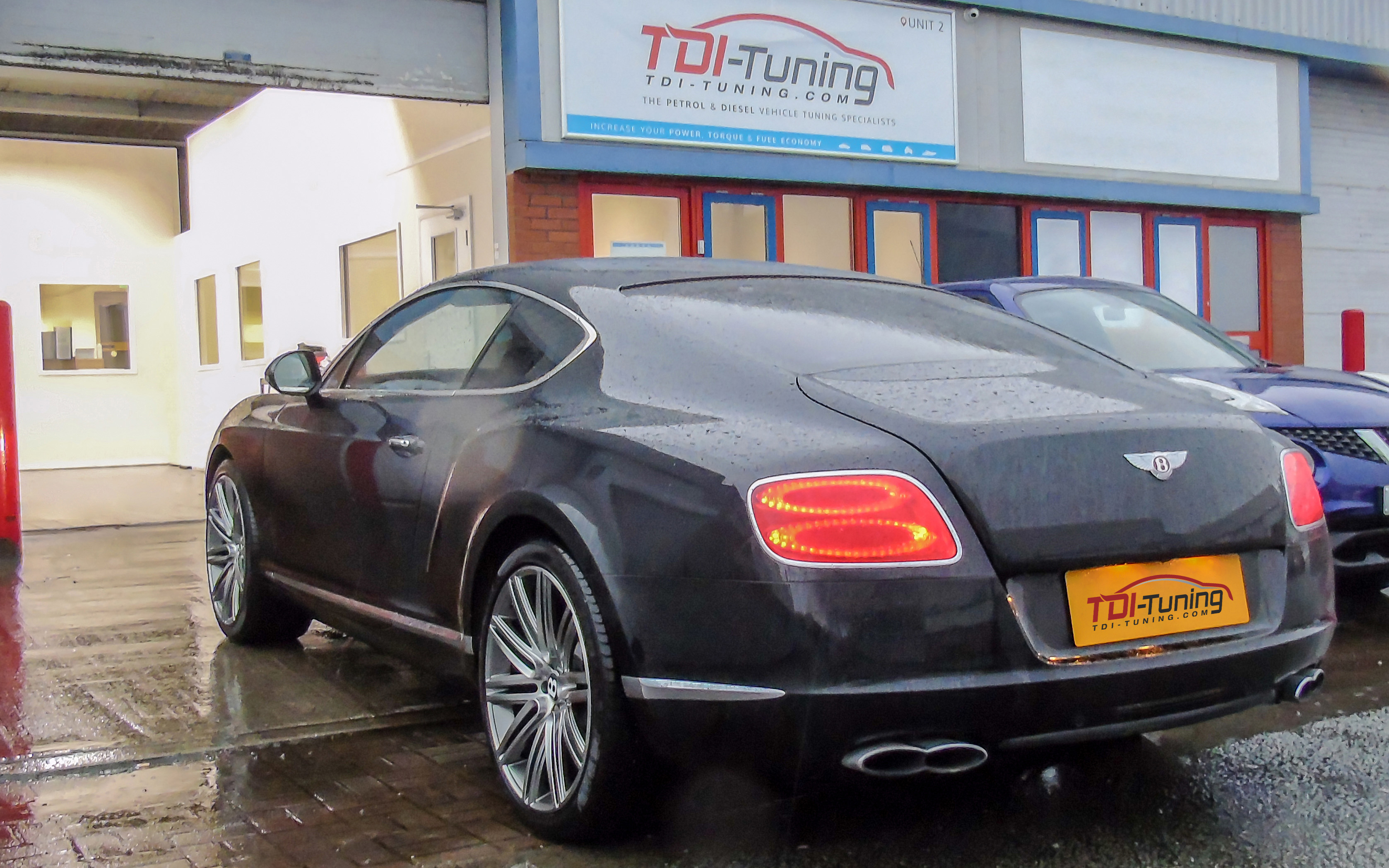 Tdi Tuning November Car Of The Month Bentley Continental Gt 4 0l V8