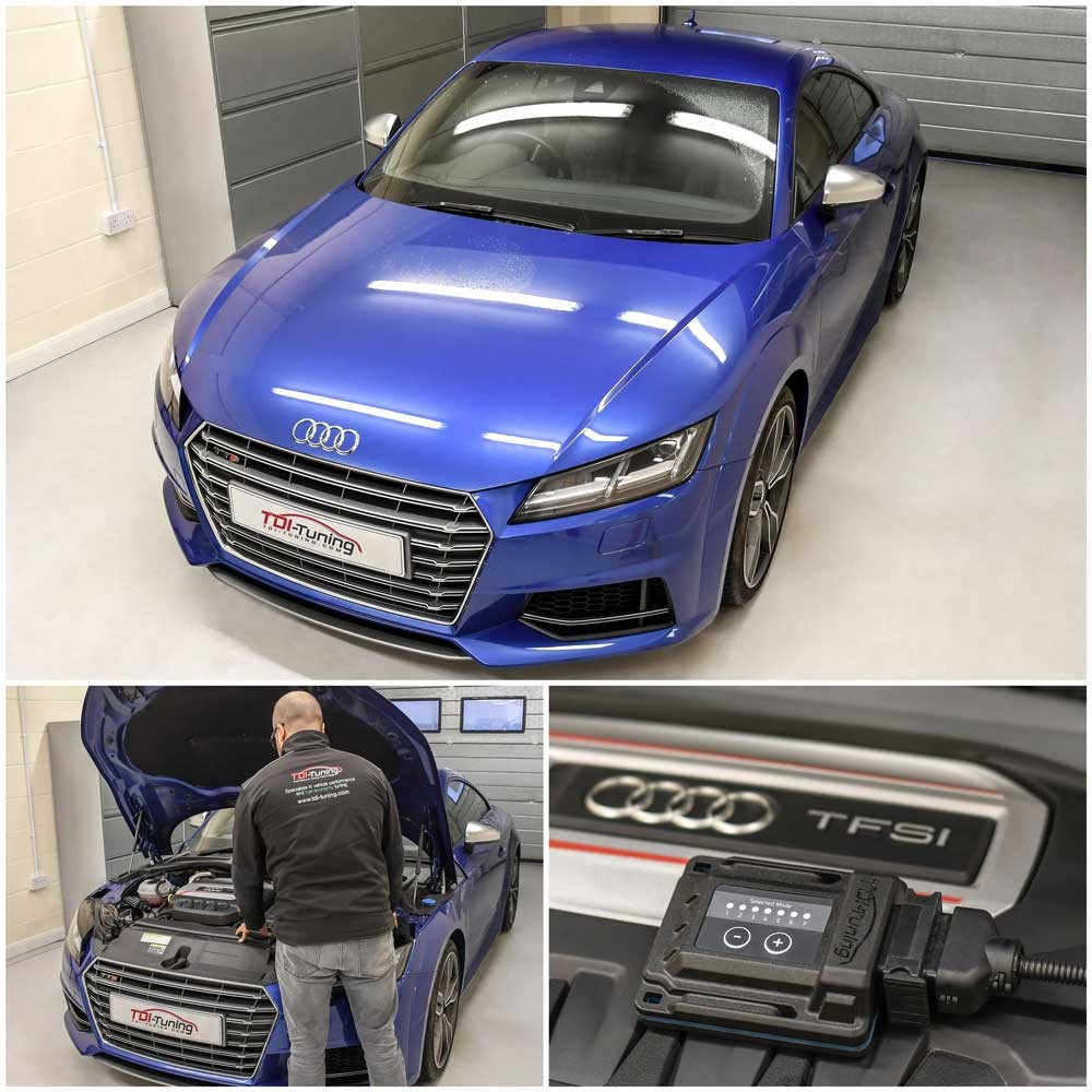 March Car of the Month - Audi TT