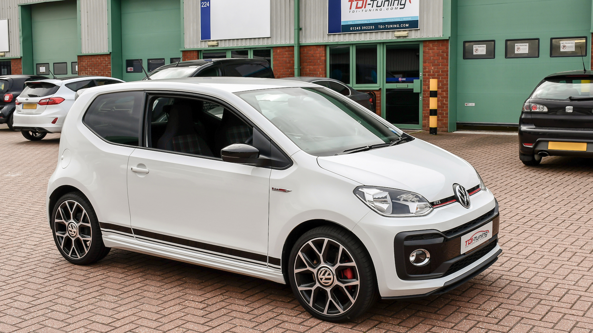 tdi tuning june car of the month vw up gti. Black Bedroom Furniture Sets. Home Design Ideas