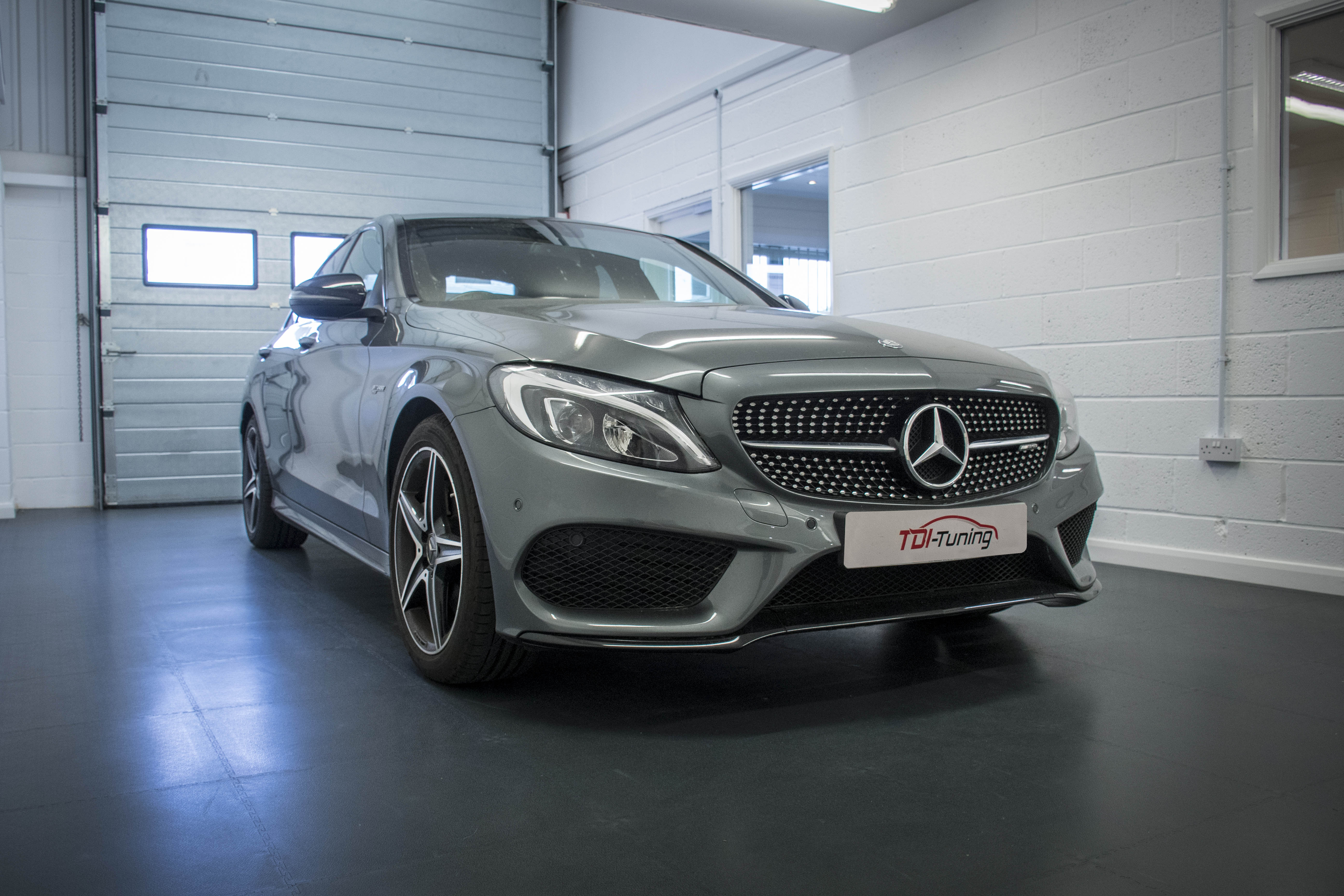 TDI Tuning | August Car of the Month - Mercedes AMG C43
