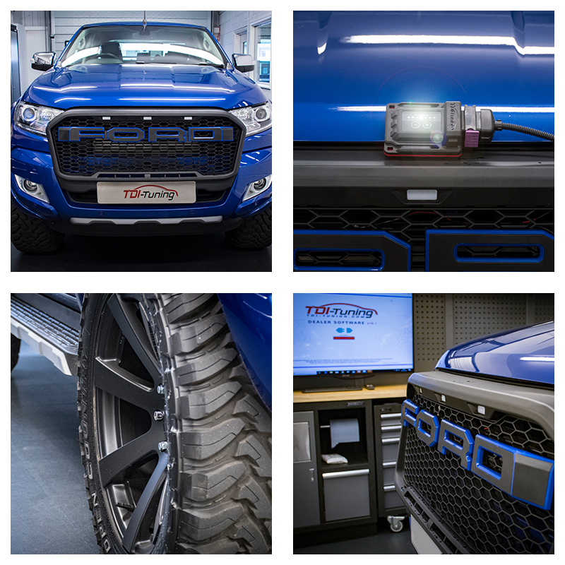 ford ranger engine tuning