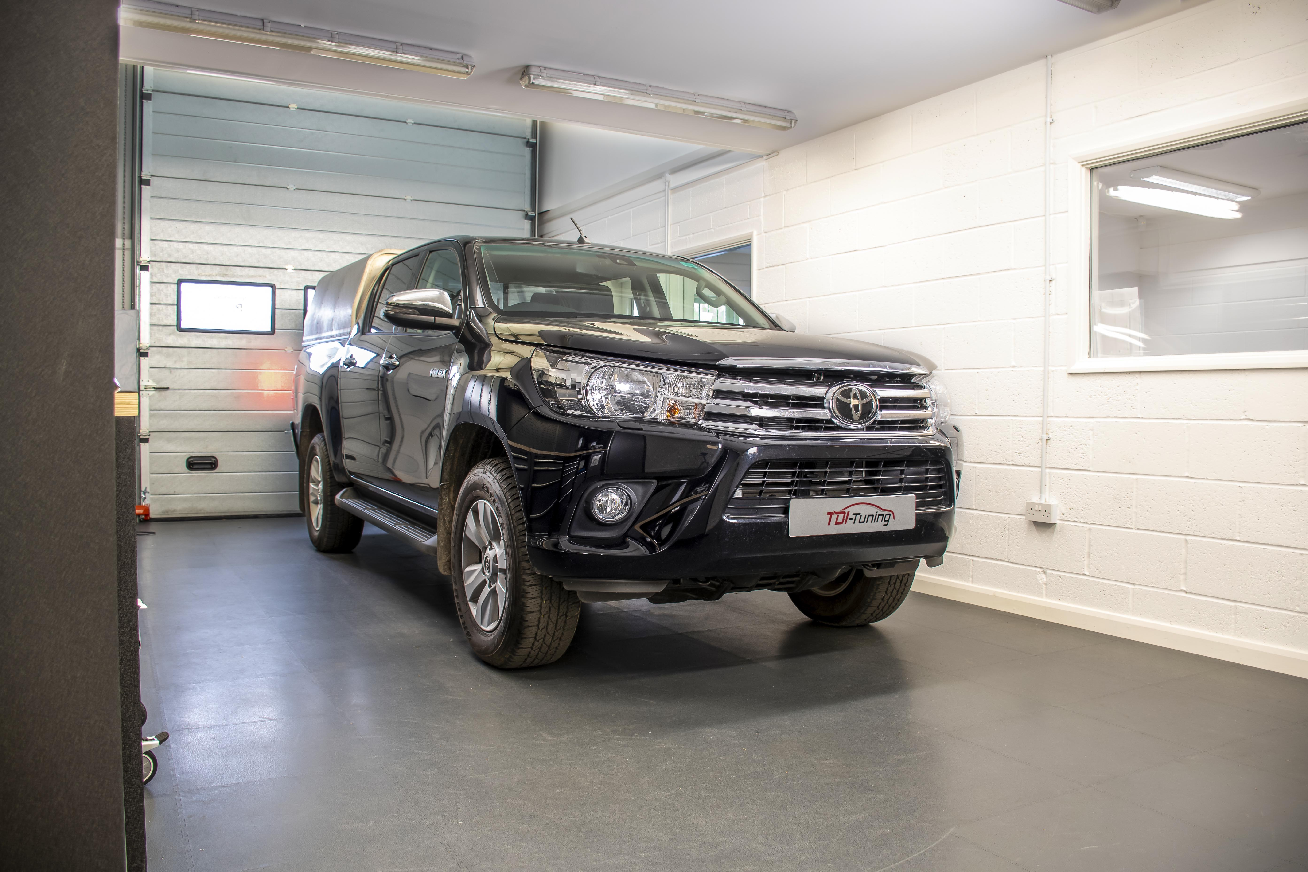 Toyota hilux chip tuning