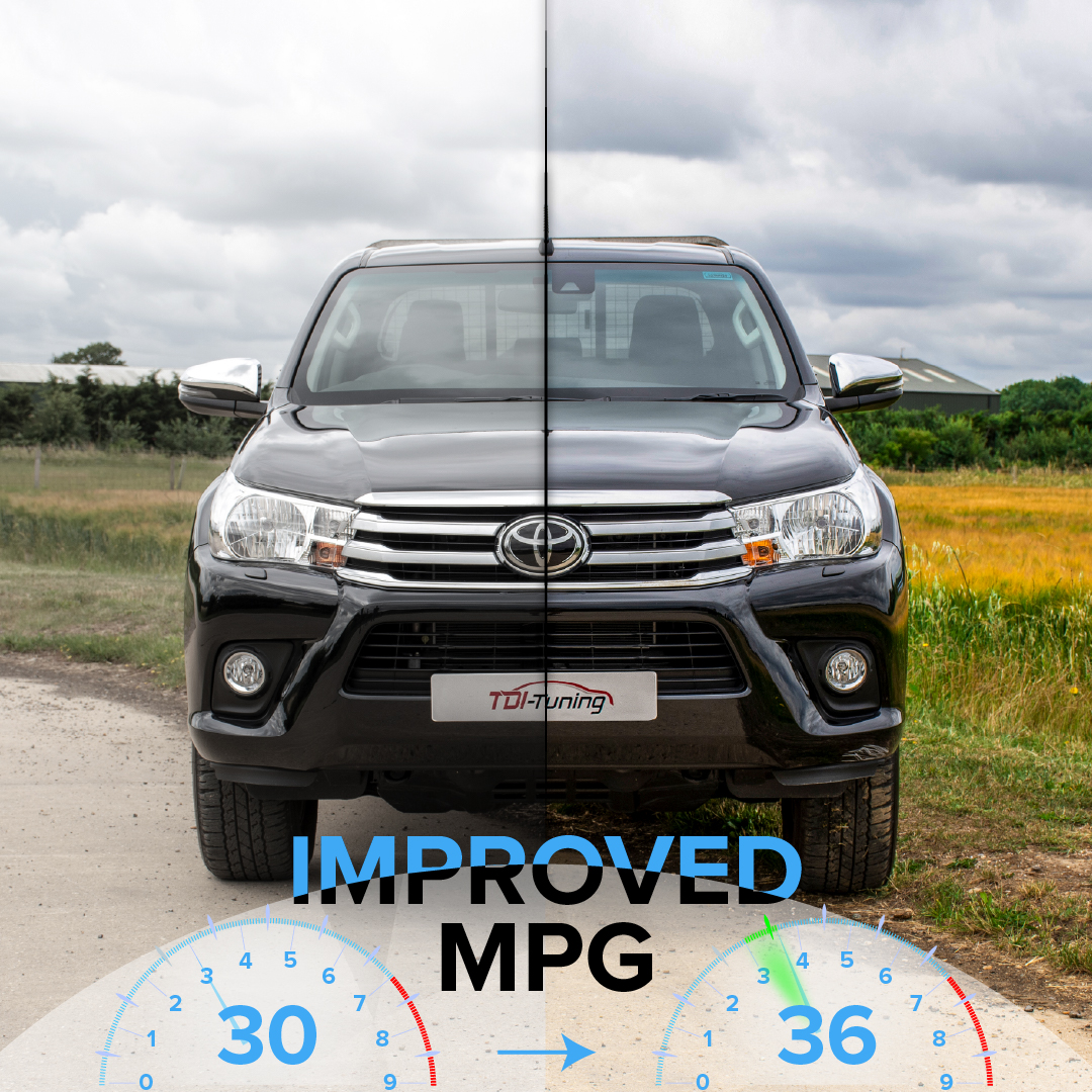 improved fuel efficiency with tdi tuning