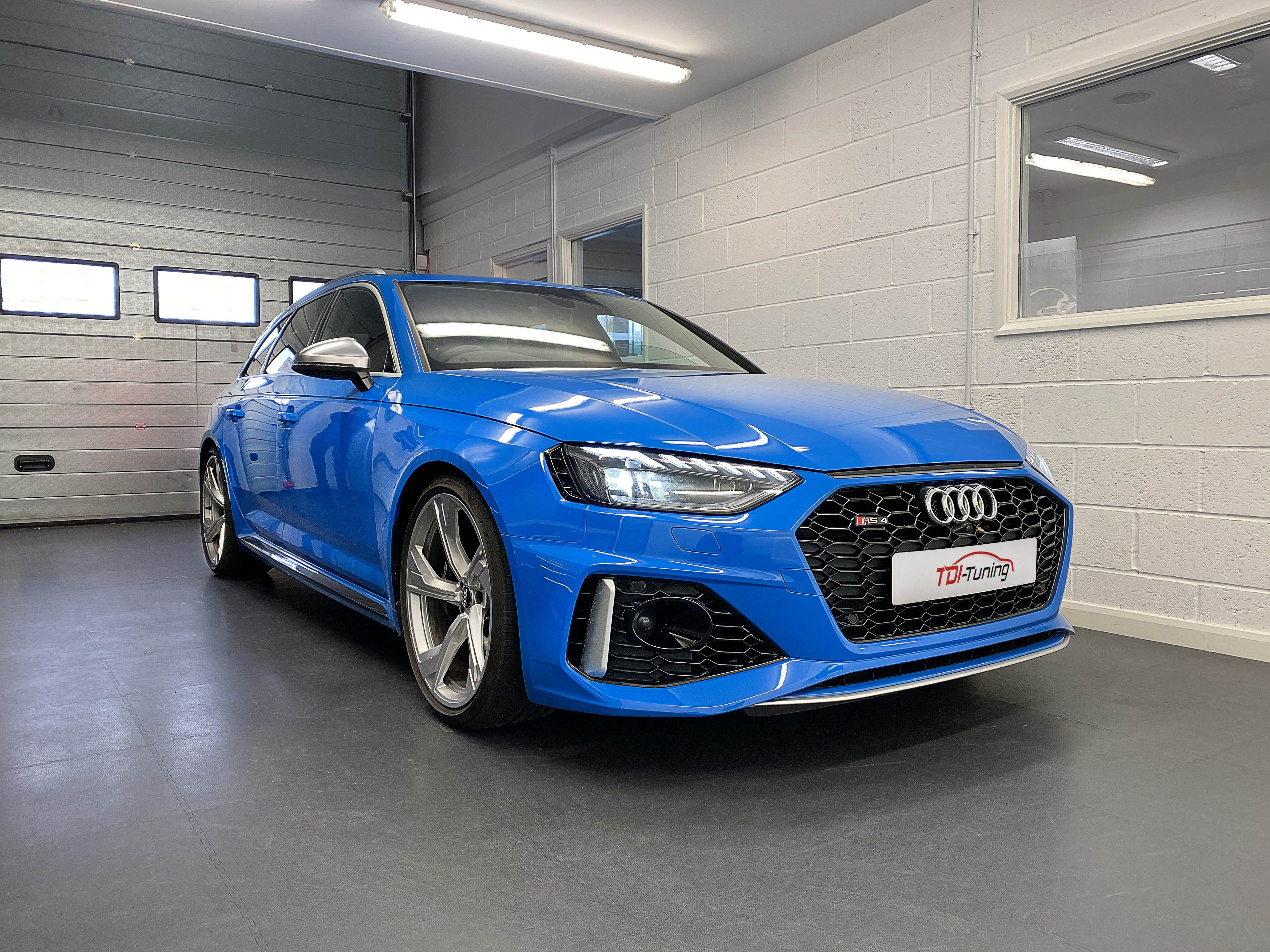 Audi chip tuning for Audi RS models