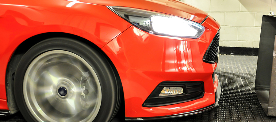 TDI Tuning | February Car Of The Month - Ford Focus ST 2 0L
