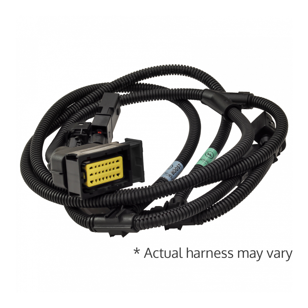 CRTD4 TWIN Channel Tuning Box Harness