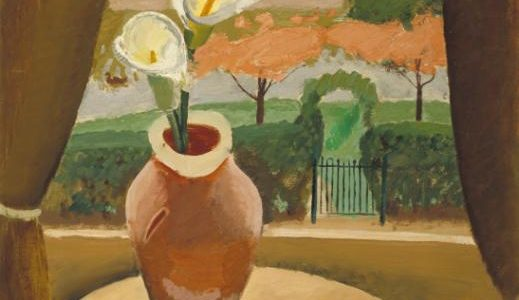 The Window, Chiswick 1929 Mary Potter 1900-1981 Purchased with funds provided by the Helena and Kenneth Levy Bequest 1990 http://www.tate.org.uk/art/work/T05834