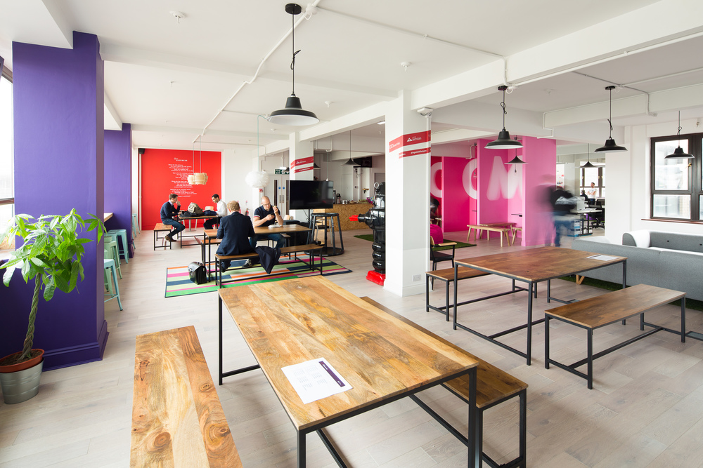 Techspace Commercial Rd coworking