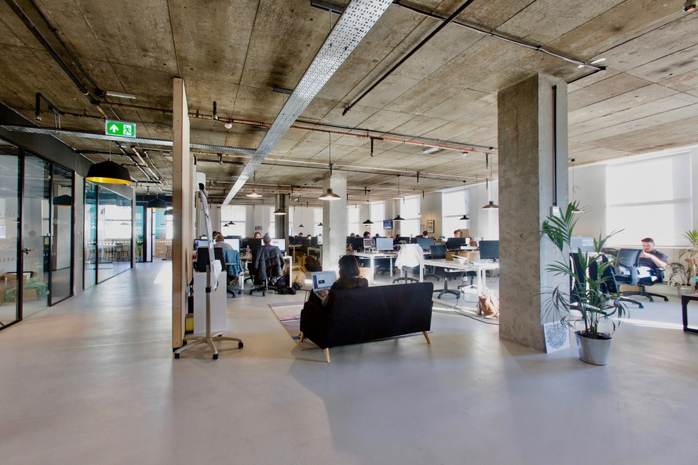 Techspace Leman St coworking