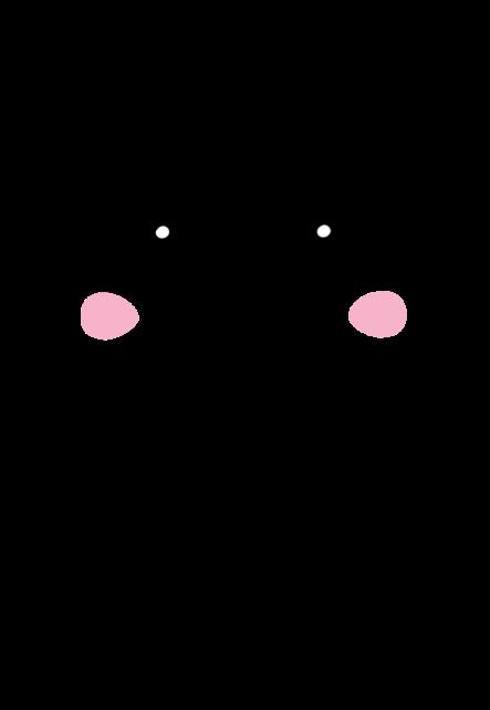 maglietta panda hug