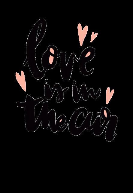 maglietta amore lettering