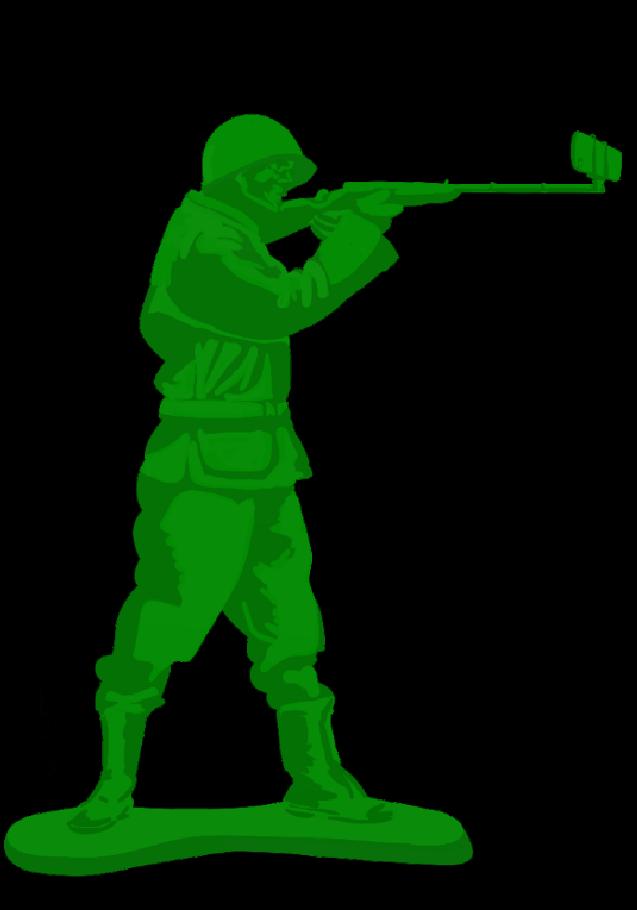 maglietta toy soldier