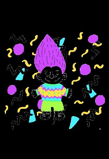 maglietta troll