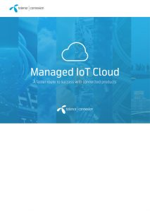 Managed IoT Cloud product guide - Telenor Connexion