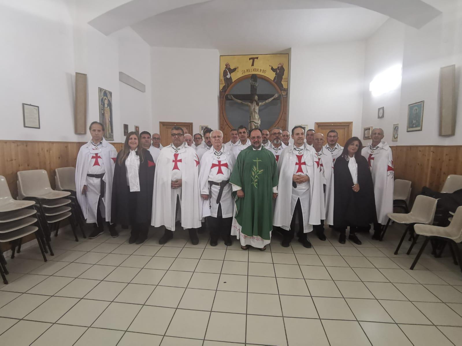 Convento Interpriorale Sicilia – Calabria a Paternò, Catania, 2019