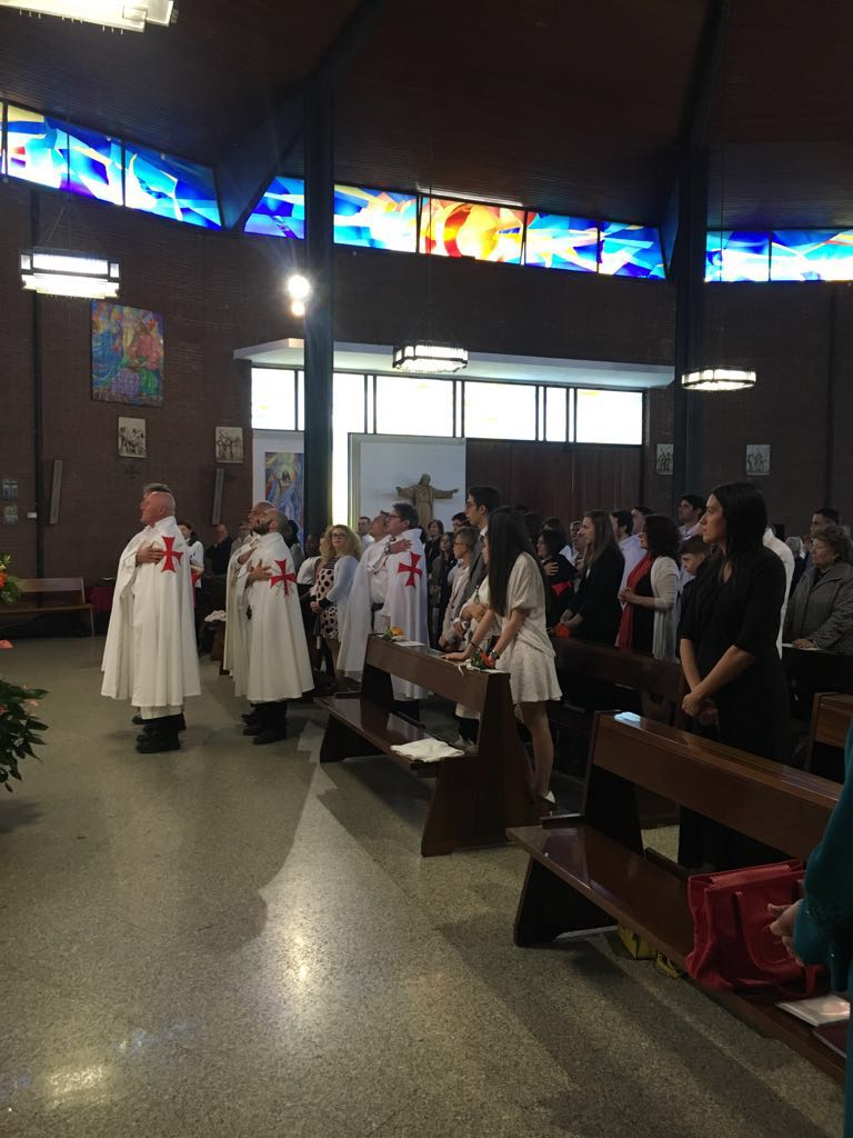 Mass and Confirmation with the Bishop in the Church of San Giuseppe Artigiano in Mantua – 1 May 2018