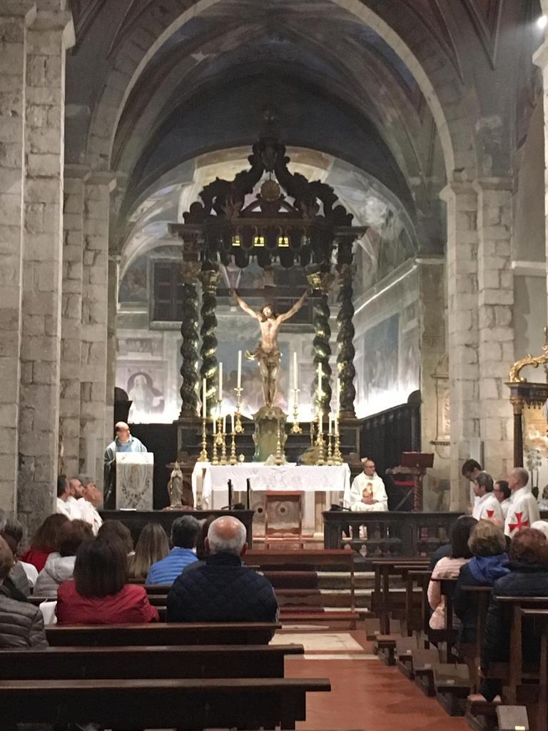 Custodia e presidio della Cattedrale di Santa Maria Assunta in Cielo a Sermoneta