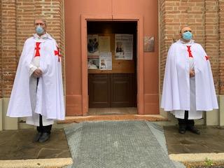 Custodia e Santa Messa – Chiesa di San Domenico – Pontesanto Imola (BO)