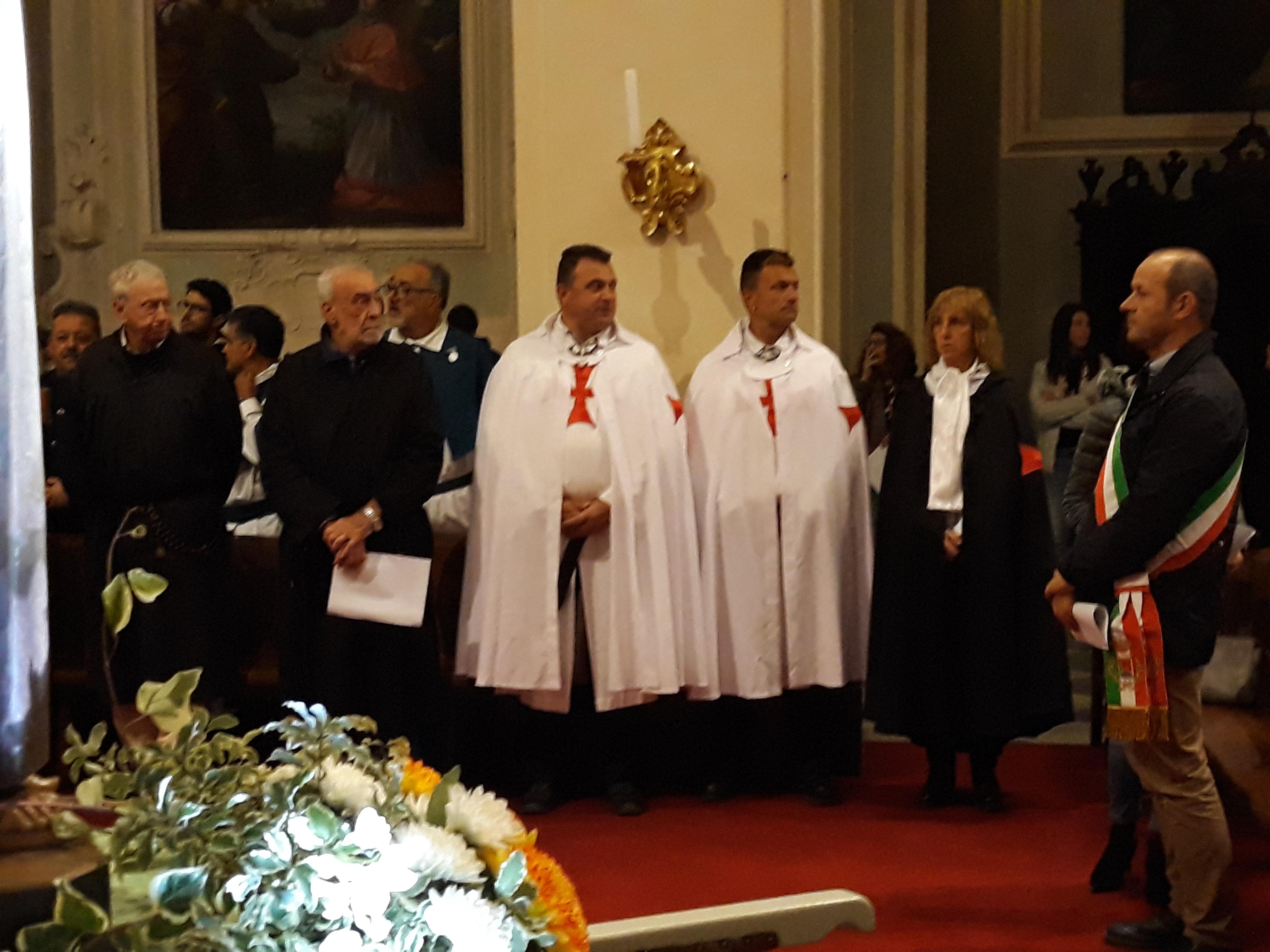 Transito di San Francesco – Pontremoli (MS) 03.10.2019