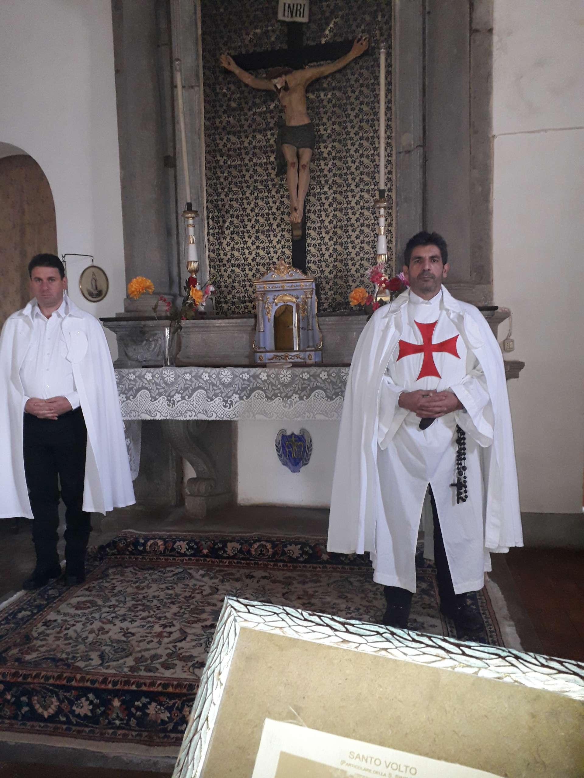 Santa Messa e custodia della Chiesa di Sant'Andrea – Arcidosso (GR) 02.02.2020