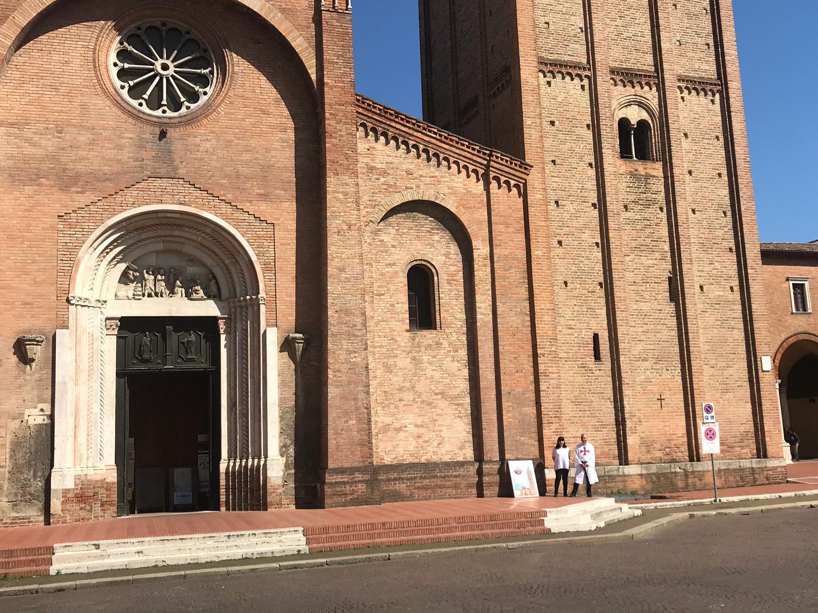 Custodia dell'Abbazia di San Mercuriale a Forlì – 02.06.2019