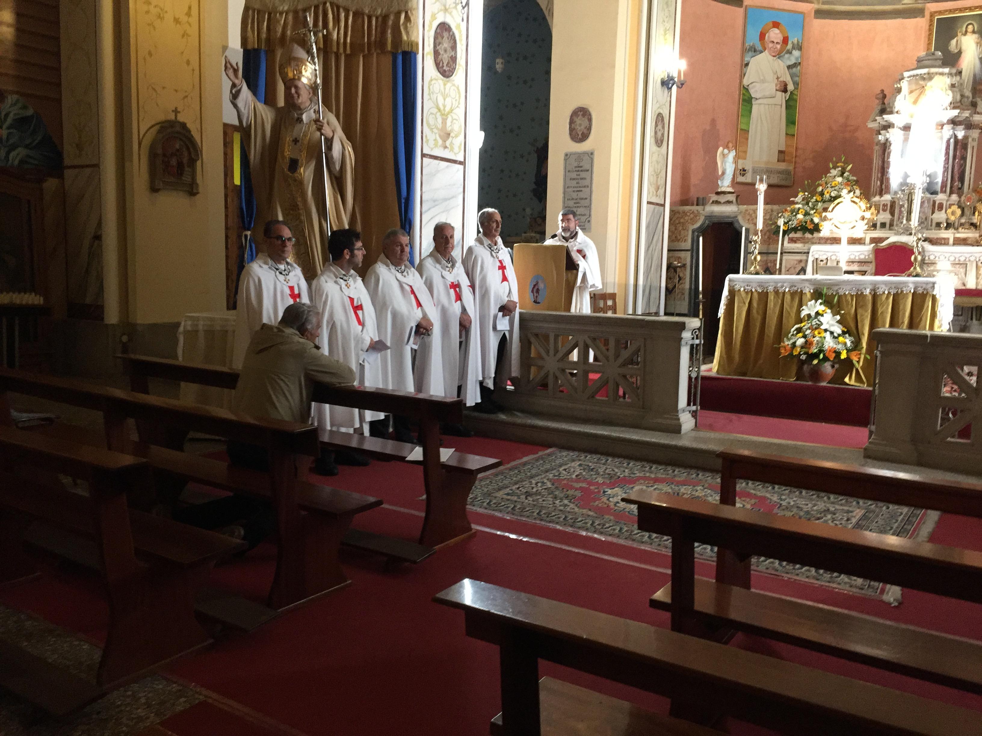 Veglia di adorazione Eucaristica notturna a Roccella Jonica