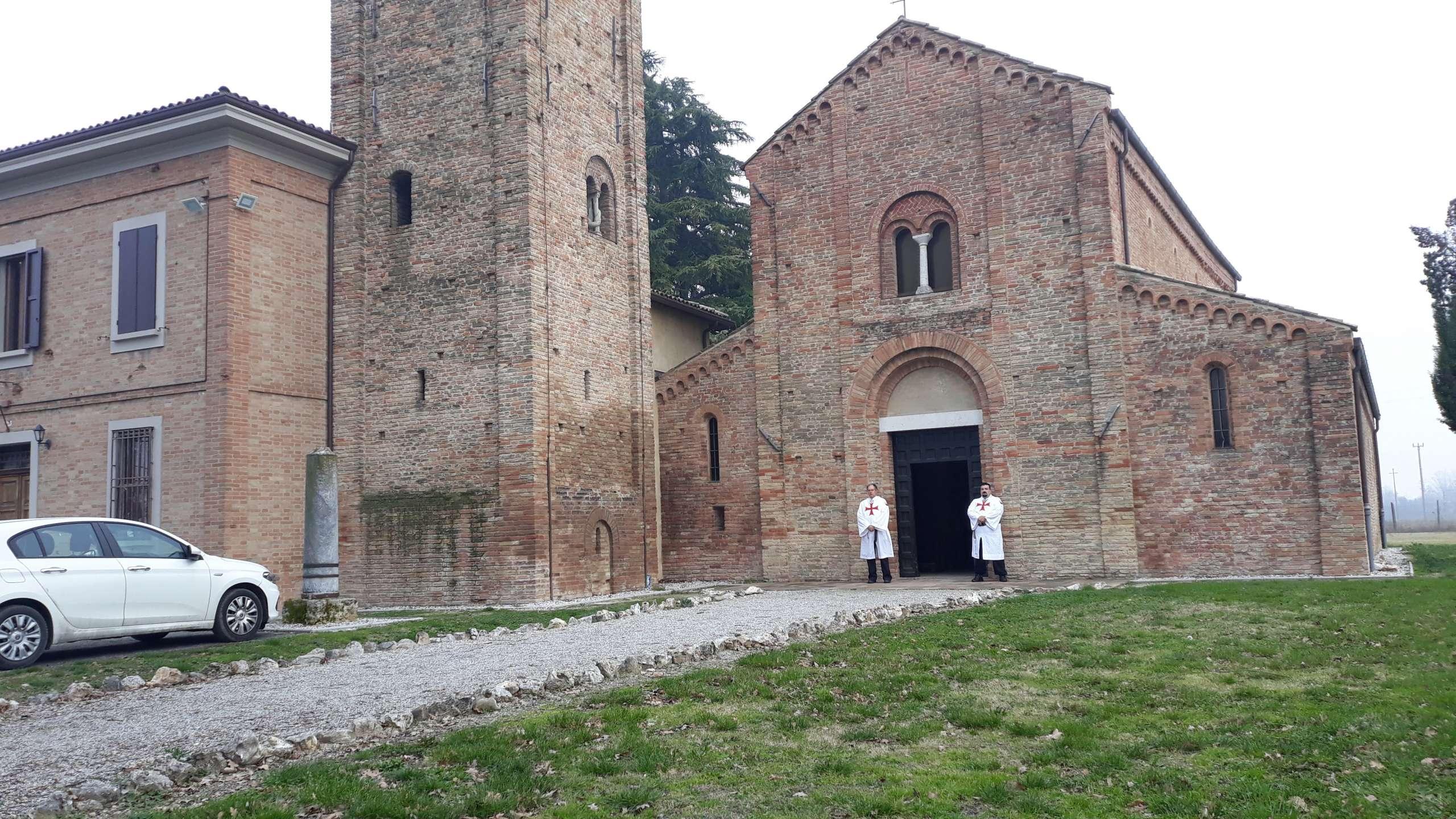 Custodia – Pieve di Santa Maria in acquedotto – Forlì 02.02.2020