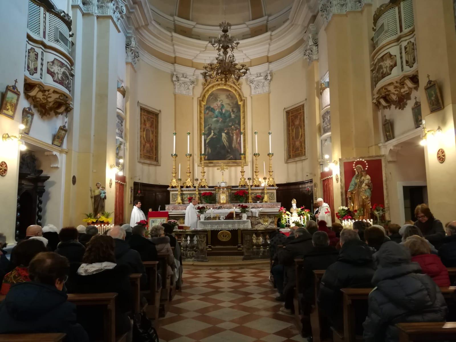 Senigallia: Festività San Biagio