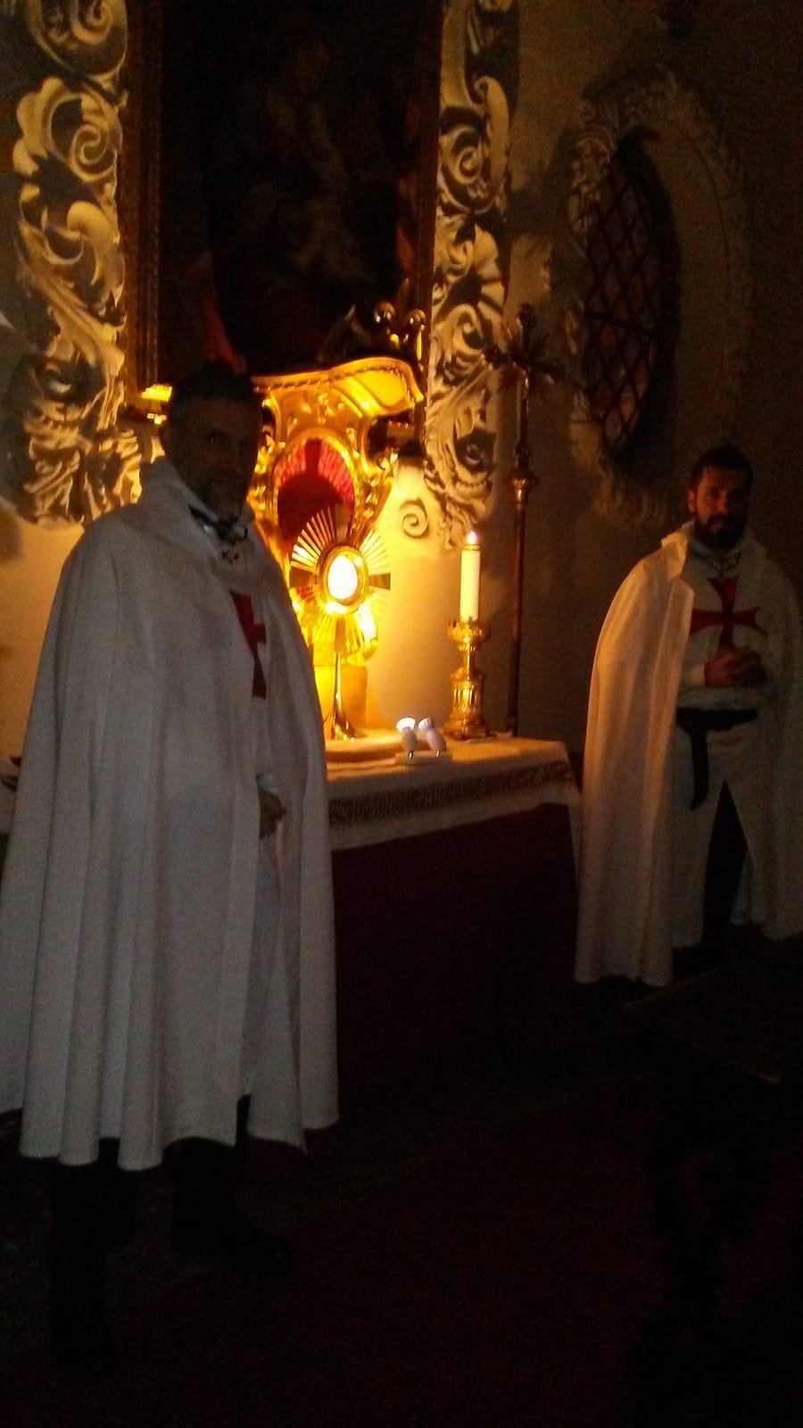 Custodia della Basilica del Santissimo Salvatore a Bologna