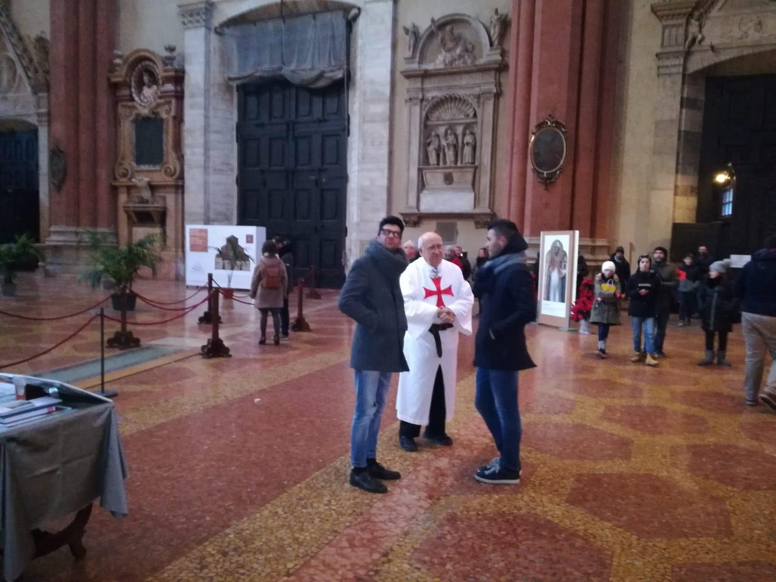Custodia della Basilica di San Petronio a Bologna 5-6 Gennaio