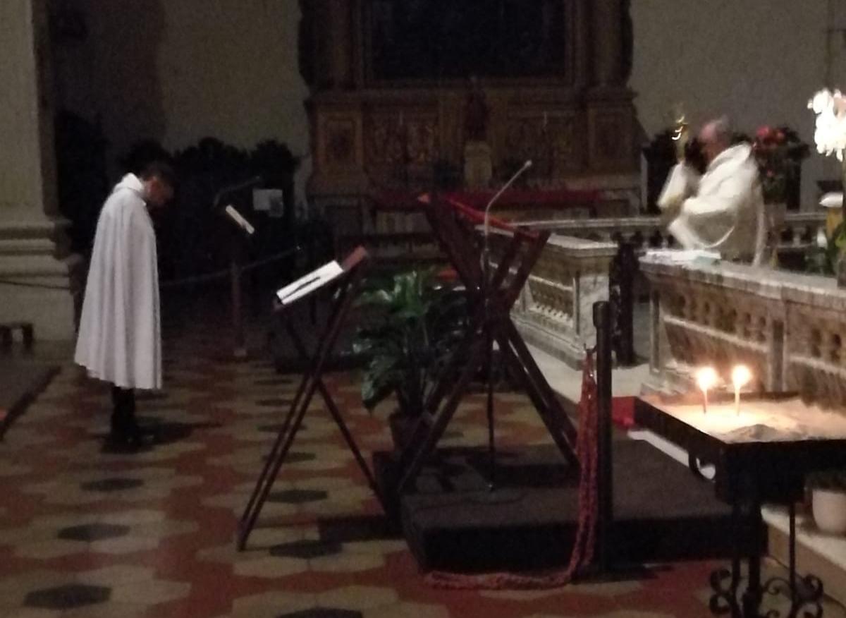 Custodia della Basilica del Santissimo Salvatore a Bologna – 28 Novembre 2018