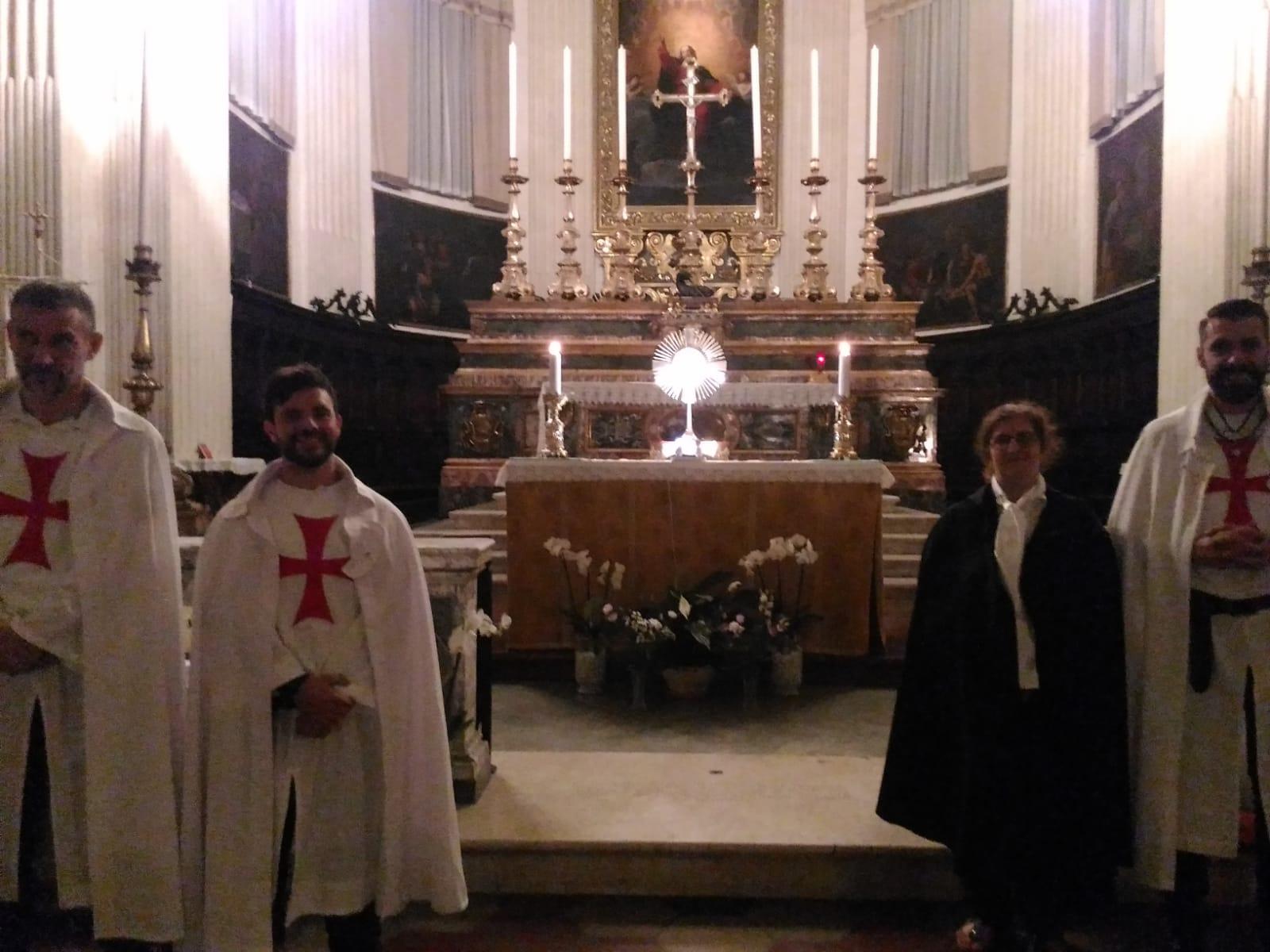 Custodia della Basilica del Santissimo Salvatore a Bologna – 03 Ago 2018