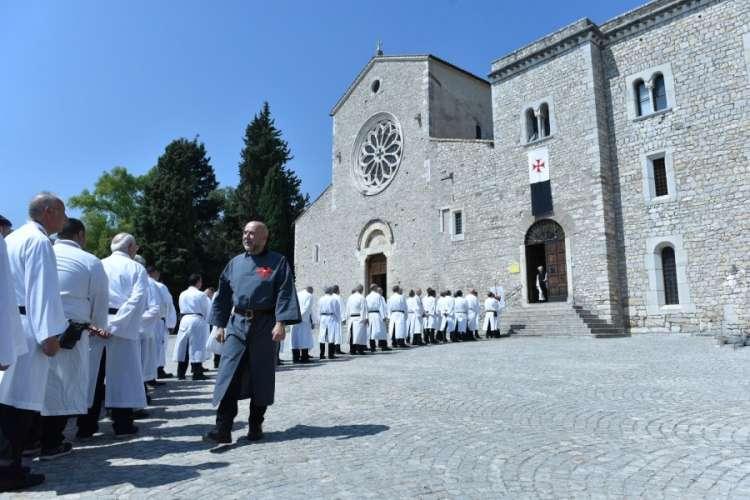 Evento x sito: Sermoneta Ritiro Spirituale 6/7 Luglio 2019 presso l'Abbazia Cistercense di Valvisciolo