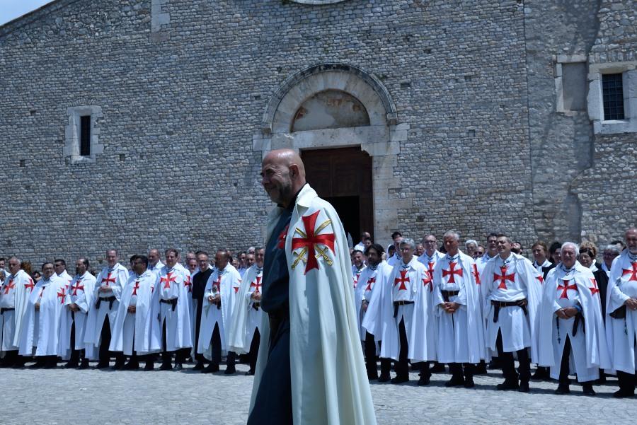 Ritiro Spirituale 6/7 Luglio 2019 presso l'Abbazia Cistercense di Valvisciolo