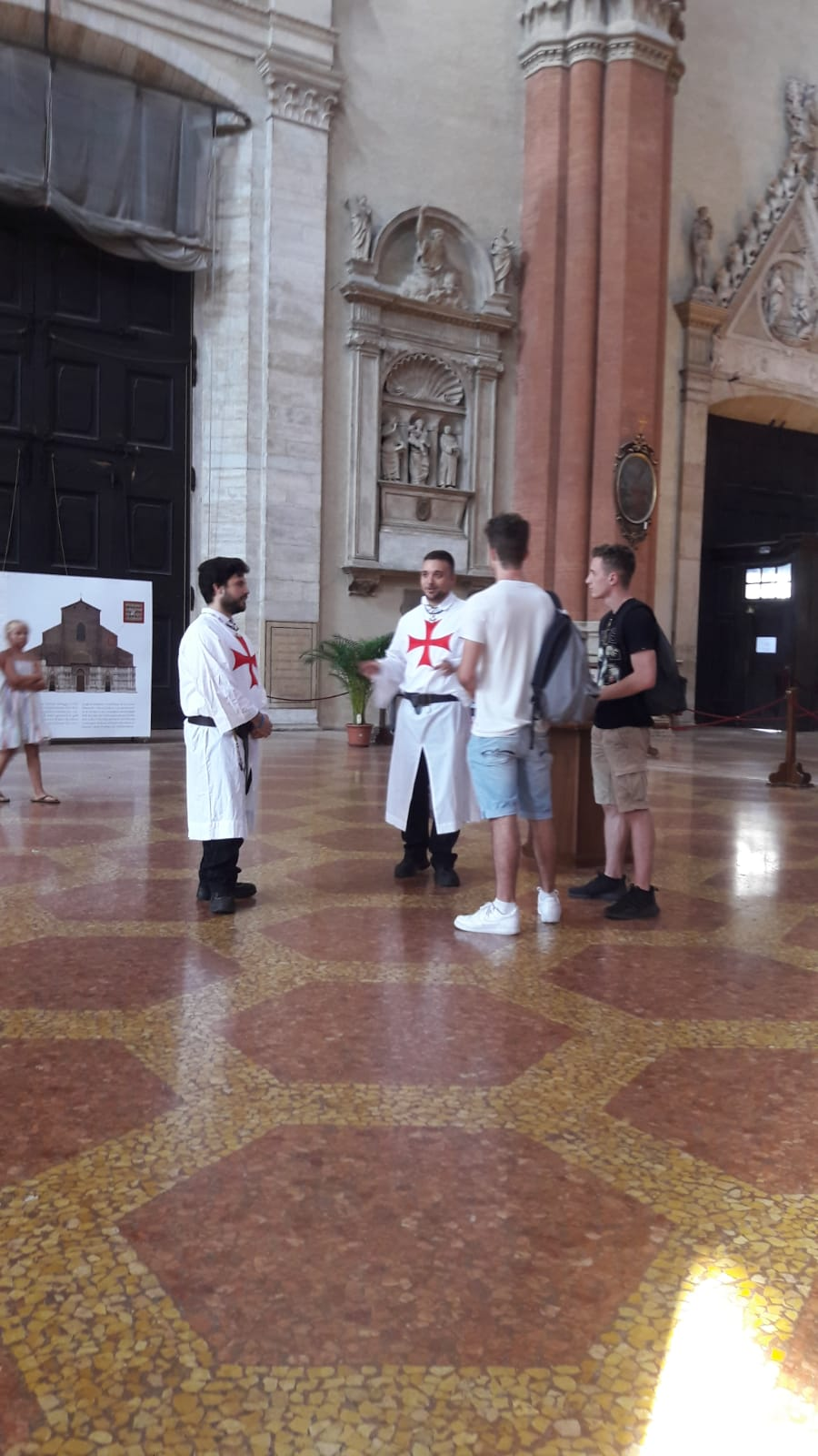 Custodia Basilica di San Petronio – Bologna 3-4 ago 2019