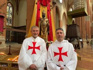 Custodia della Basilica a San Petronio – Bologna 09.02.2020