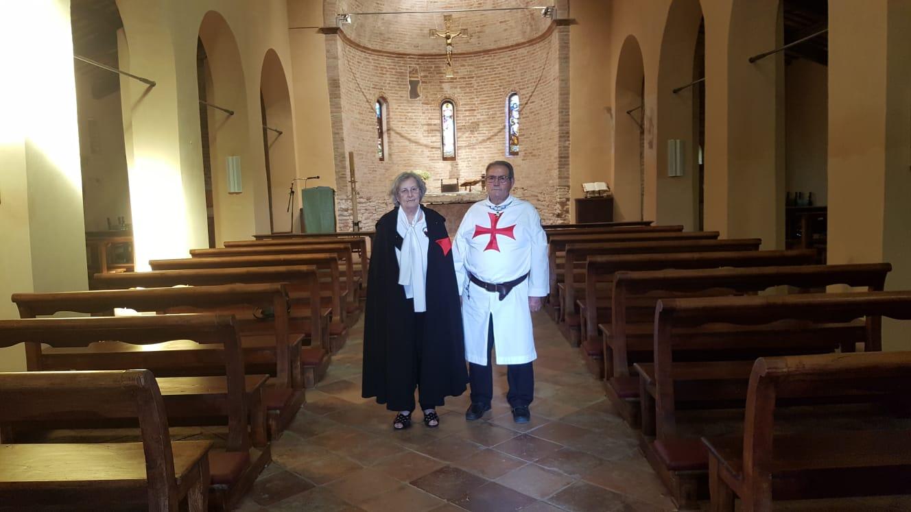 Custodia della Pieve di Santa Maria in acquedotto Forlì – 07.07.2019