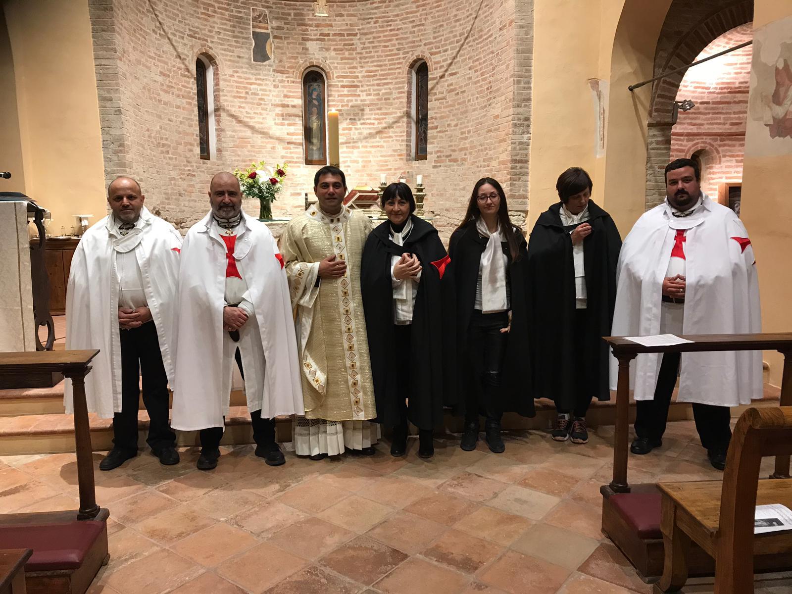 Veglia di Pasqua – Pieve Santa Maria in acquedotto – Forlì – 20 apr. 2019
