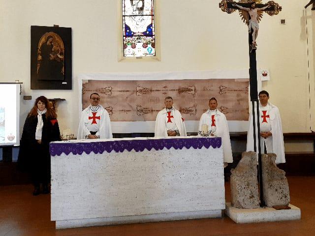 I cavalieri Templari e la Sacra Sindone: Testimonianza della passione e resurrezione di Cristo. 7-8 marzo 2020