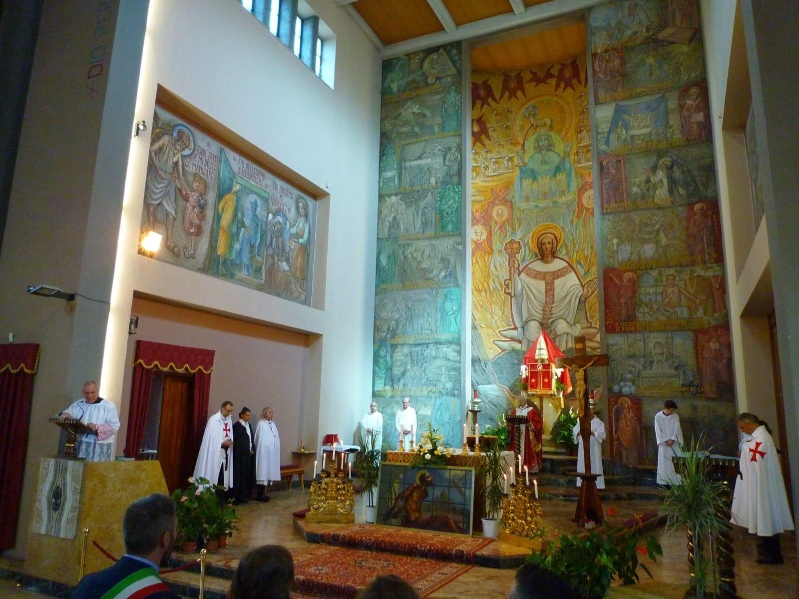 Festa Patronale di San Pietro in Vincoli a Condove (To)
