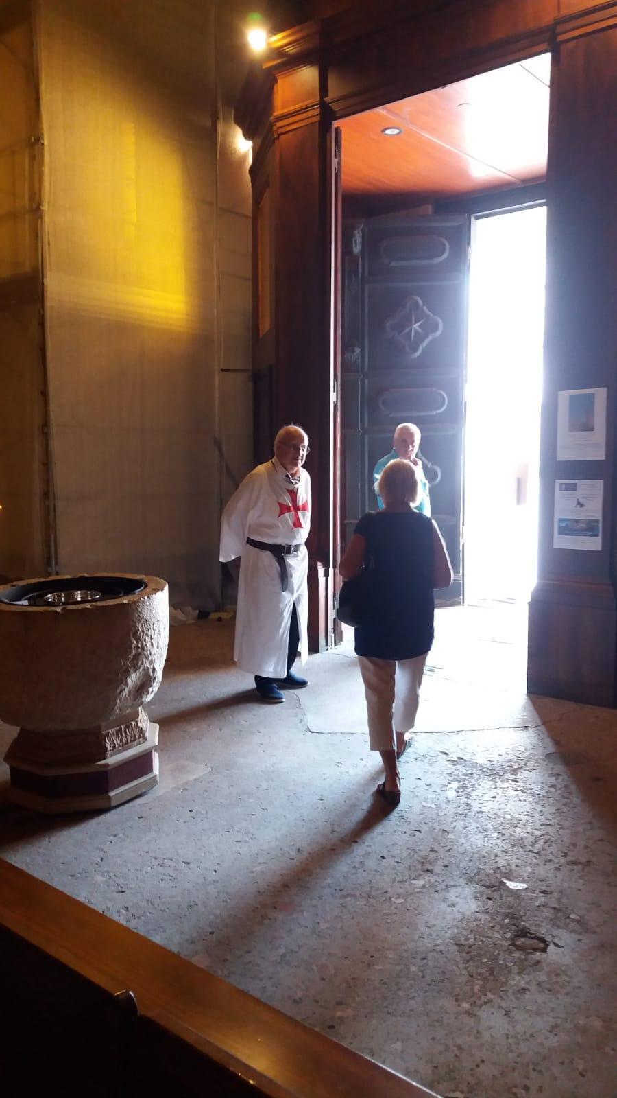Turno di custodia dell'Abbazia di San Mercuriale a Forlì – 01.09.2019