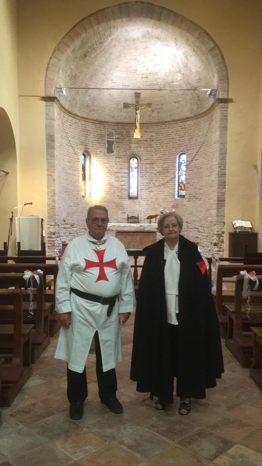 Turno di custodia della Pieve di Santa Maria in acquedotto Forlì – 01.09.2019