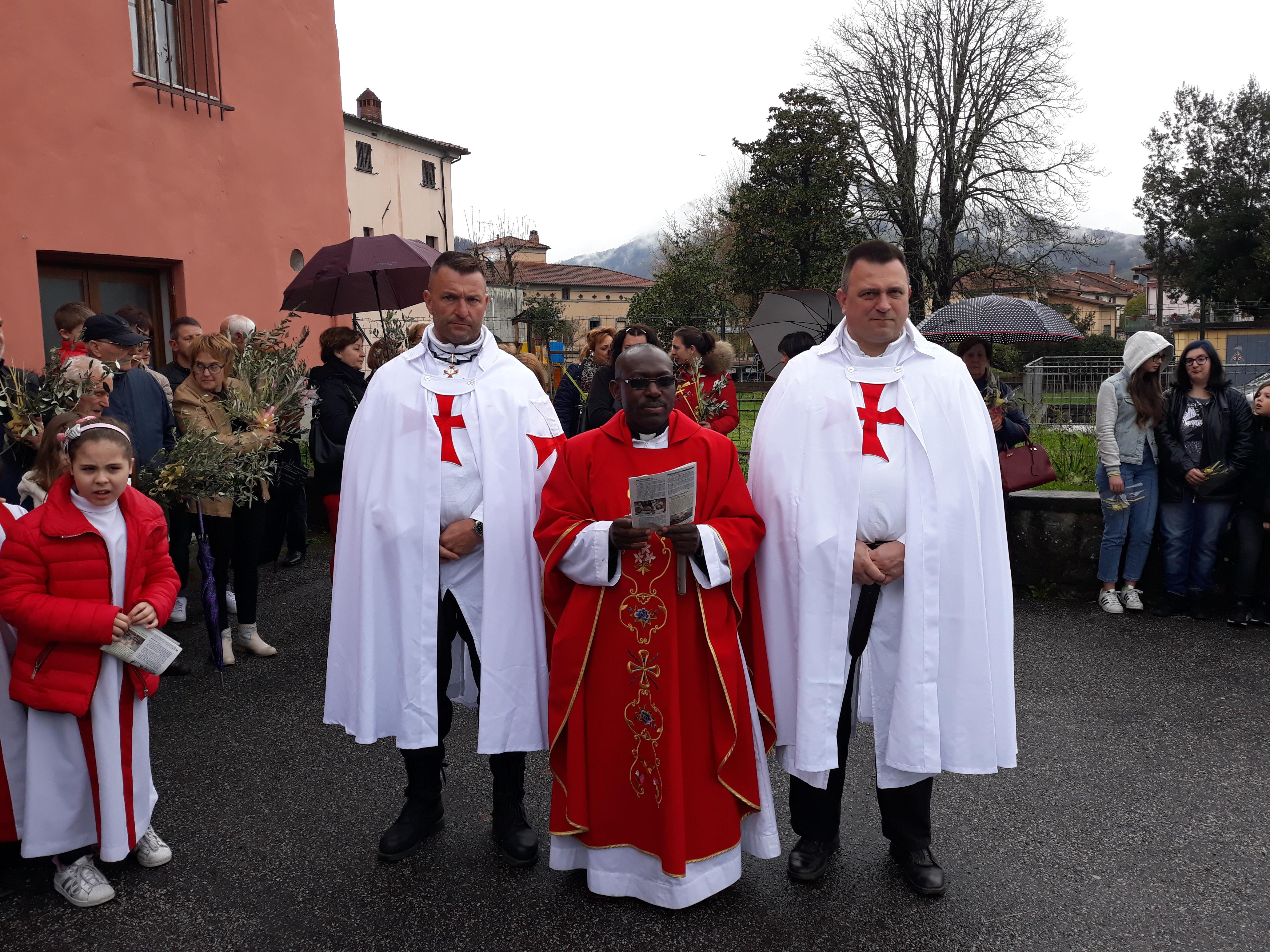 Domenica delle Palme – Chiesa di San Giovanni Battista – Terrarossa (MS) 14 aprile 2019