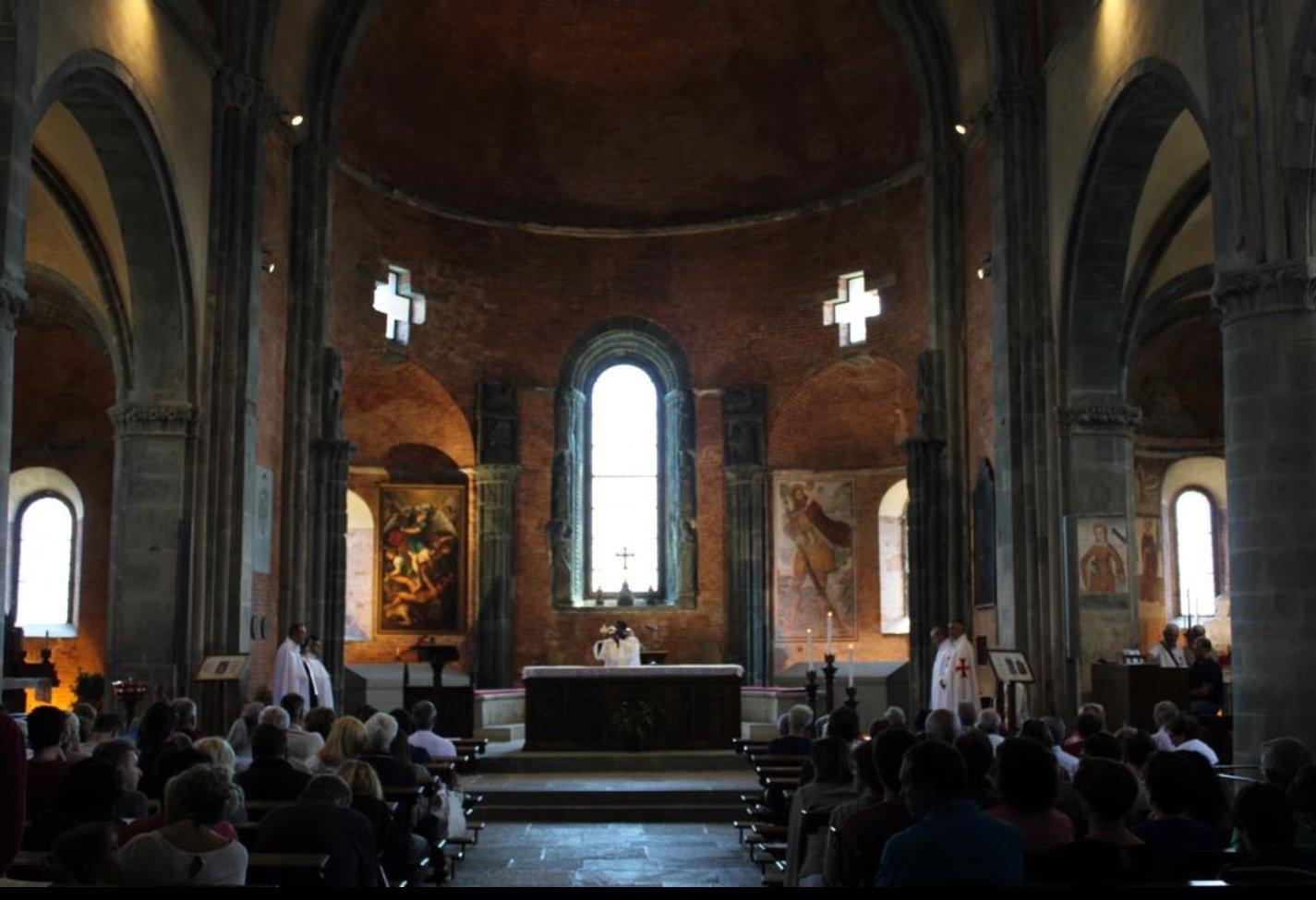 Santa Messa Domenicale alla Sacra di S.Michele di S.Ambrogio ...