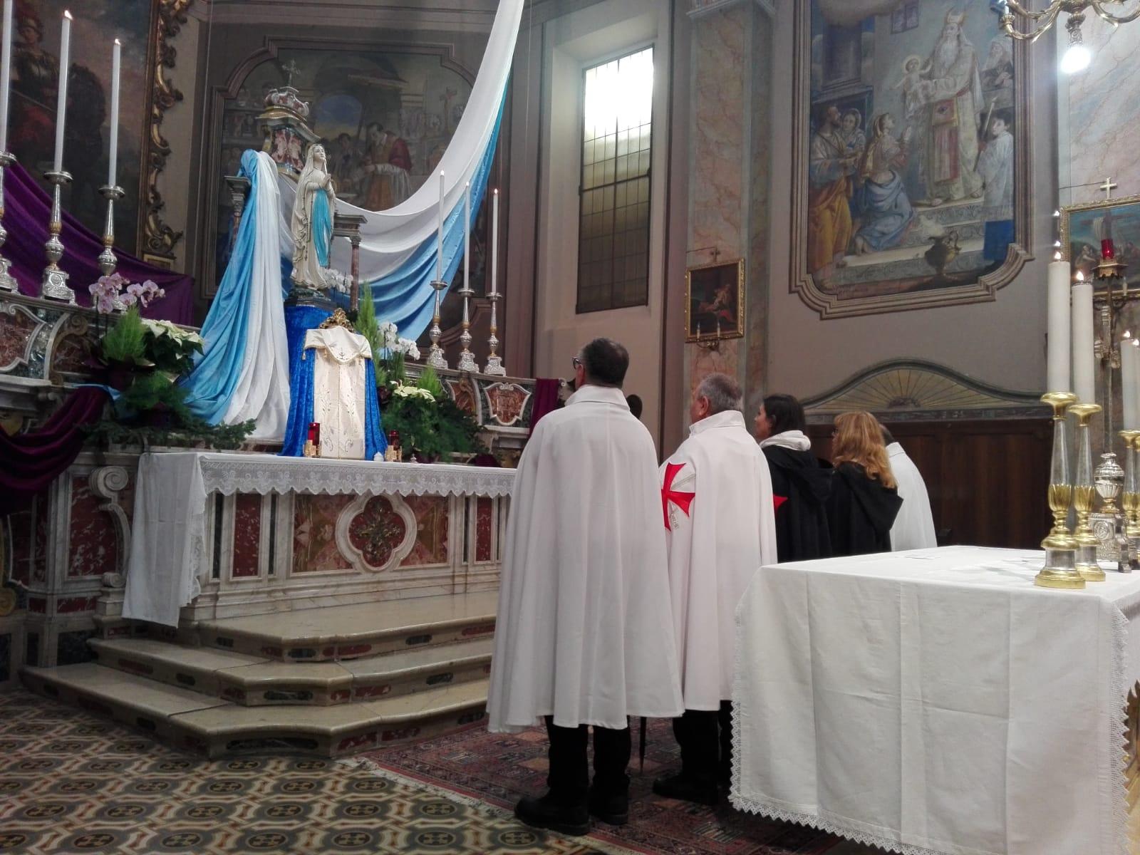 Cigole: Santa Messa Festività Immacolata Concezione