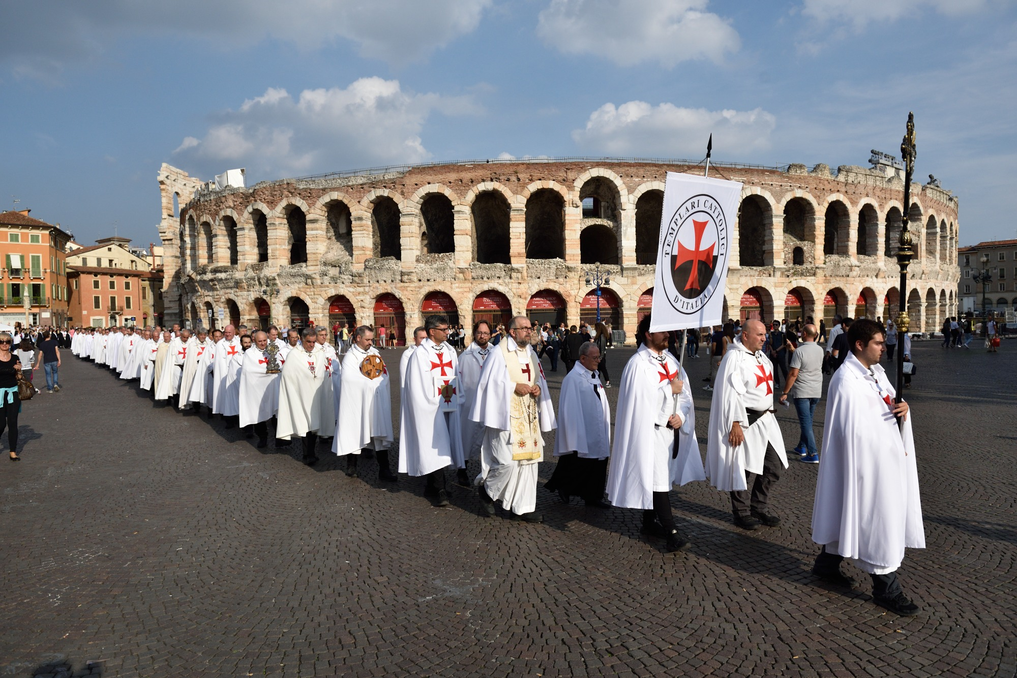 Silent Walk for the Faith in Verona – 2019